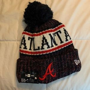 Other - NWT Child Braves Beanie